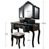 Toaletni stolić Lavinia Fontana